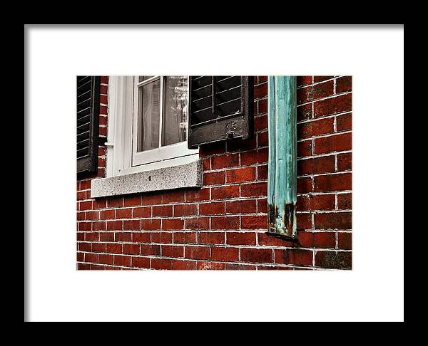 Historic Framed Print featuring the photograph Historic Nantucket by JAMART Photography