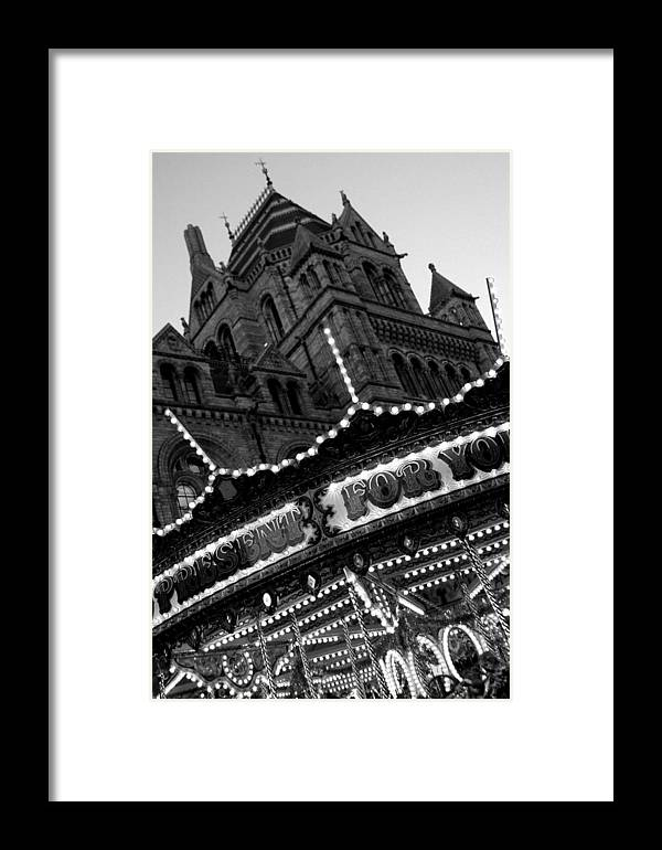 Jez C Self Framed Print featuring the photograph History Fayre by Jez C Self