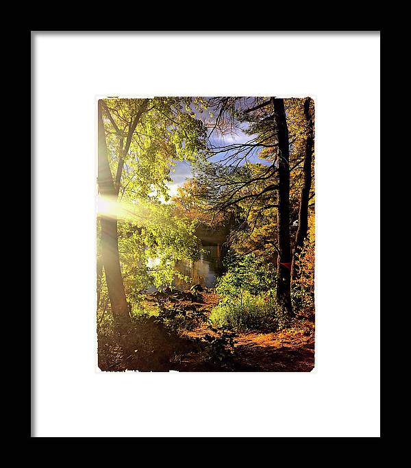Framed Print featuring the photograph Holy by Cathy Peterson
