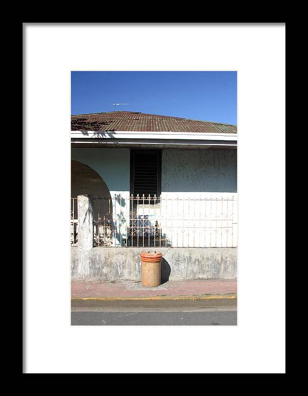 Photographer Framed Print featuring the photograph Home 2 by Jez C Self