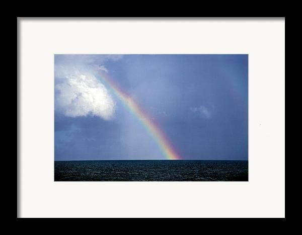 Landscape Framed Print featuring the photograph Horizontal Number 13 by Sandra Gottlieb