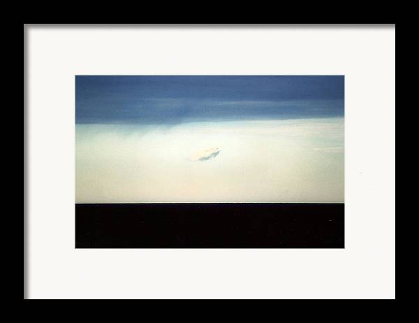 Landscape Framed Print featuring the photograph Horizontal Number 20 by Sandra Gottlieb