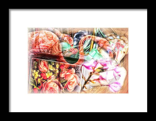 Flamingo Framed Print featuring the photograph Hosh Posh by Camille Lopez