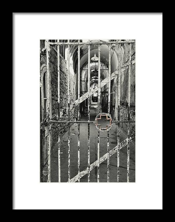 Eastern Framed Print featuring the photograph Prison Hospital Wing by JAMART Photography