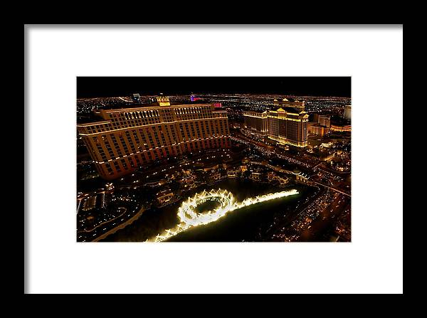 City Framed Print featuring the photograph Hotel Bellagio by Michele Stoehr
