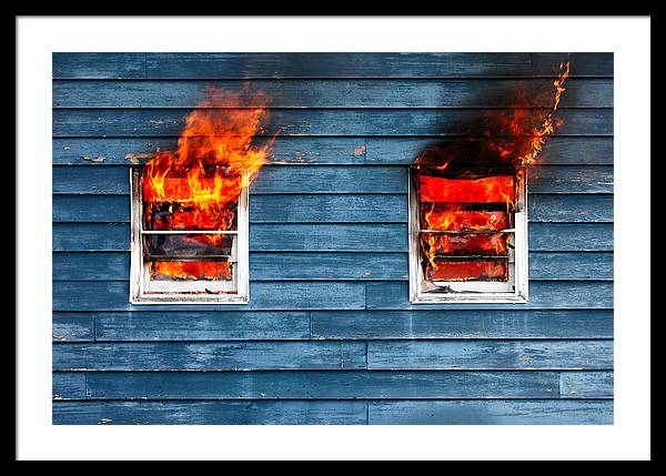 House on Fire by Todd Klassy