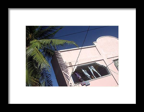 Photographer Framed Print featuring the photograph Housing 3 by Jez C Self