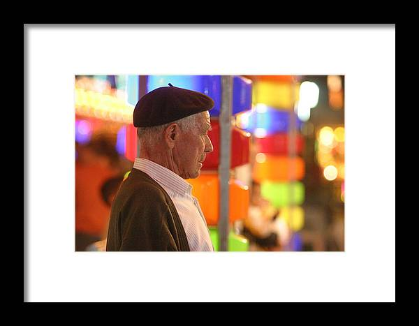 Photographer Framed Print featuring the photograph How I Used To Have Fun Once by Jez C Self