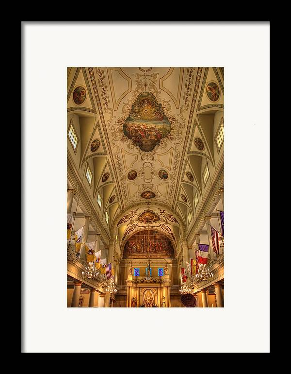 Fresco Framed Print featuring the photograph Humbled by Christopher McPhail