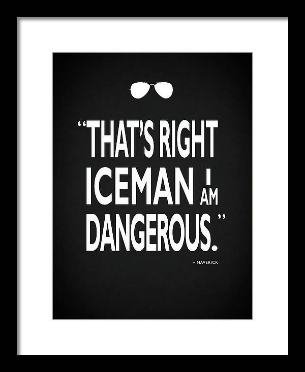 I Am Dangerous by Mark Rogan