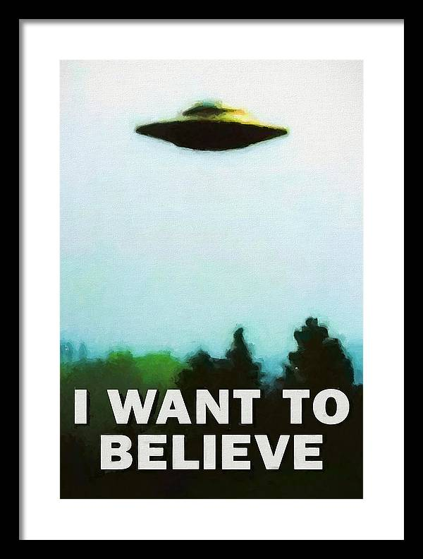 I Want To Believe by Dan Sproul