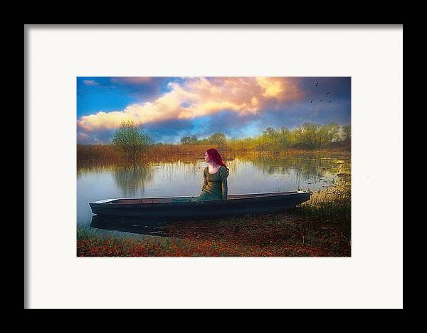 Waiting Framed Print featuring the photograph I Will Wait For You by John Rivera