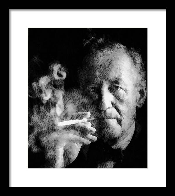 Ian Fleming Author by Esoterica Art Agency