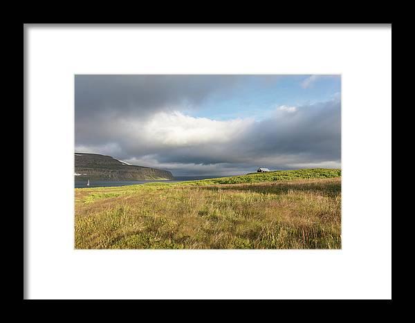 Iceland Framed Print featuring the photograph Iceland 37 by Valeriy Shvetsov