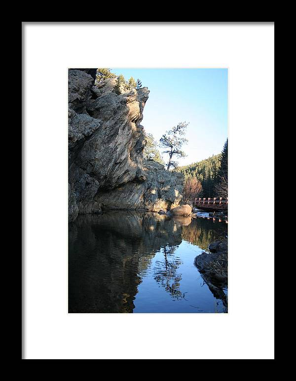 Mountains Framed Print featuring the photograph Ideal by Cassandra Wessels