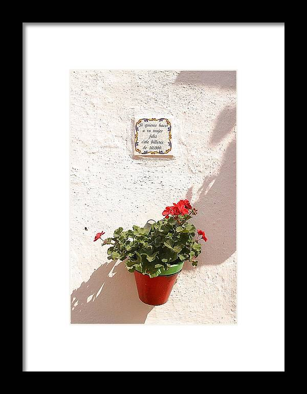 Jez C Self Framed Print featuring the photograph Im Free by Jez C Self