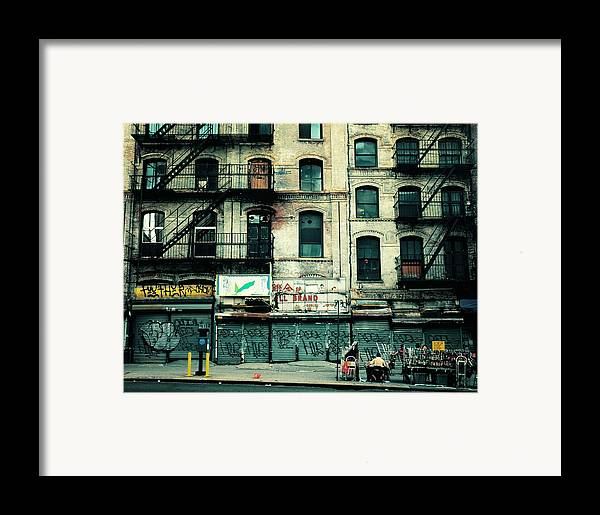 Decay Framed Print featuring the photograph In Another Time And Place by Vivienne Gucwa