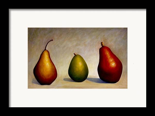 Still Life Framed Print featuring the painting In Repair by Shannon Grissom