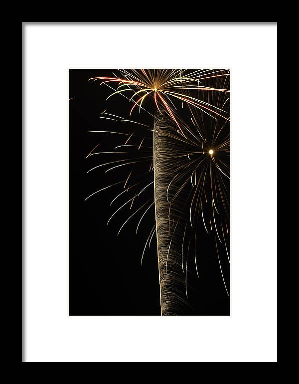 Framed Print featuring the photograph Independance IIi by Michael Nowotny