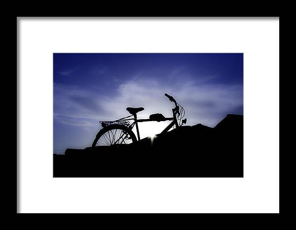 Artistic Framed Print featuring the photograph Independence by Vlad Gayraud