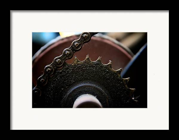 Machinery Framed Print featuring the photograph Industrial Revolution by Odd Jeppesen