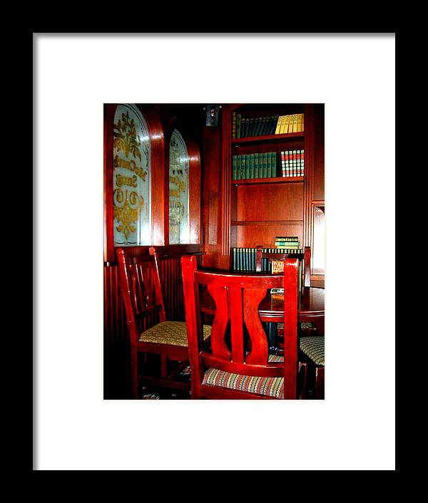 Irish Framed Print featuring the photograph Irish Times Pub by Bob Gardner