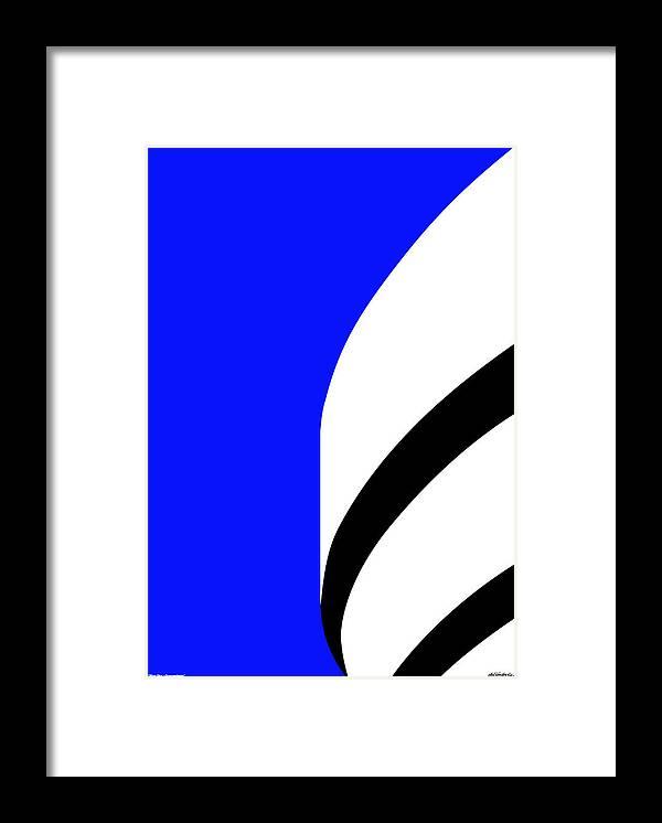 Guggenheim Framed Print featuring the digital art Is It Guggenheim by Asbjorn Lonvig