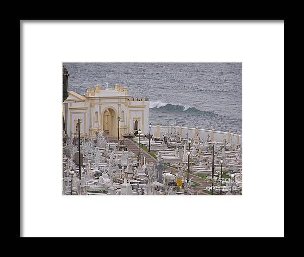 Island Framed Print featuring the photograph Island Chapel by Pamela Smith