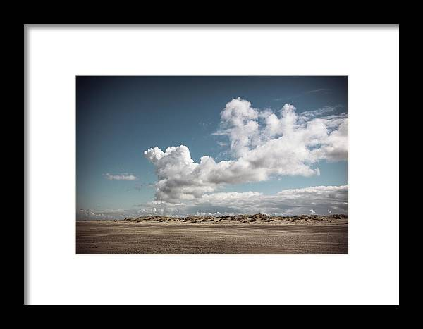 Island Framed Print featuring the photograph Island by Joerg Schwanke