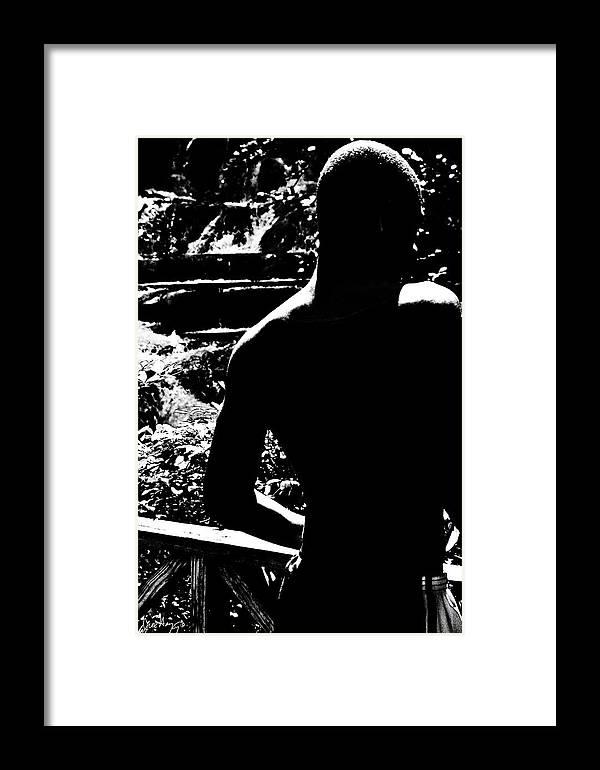Jamaica Framed Print featuring the photograph Jamaica by Jill Harrington