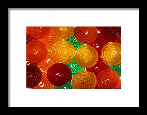 Jello Framed Print featuring the photograph Jello by Bobby Villapando