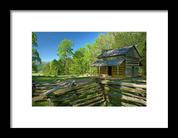 John Oliver Framed Print featuring the photograph John Oliver by Darrell Young