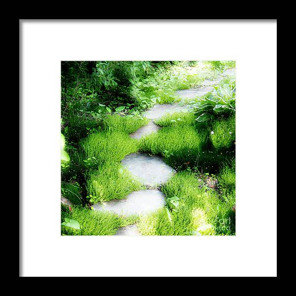Journey Framed Print featuring the photograph Journey by Idaho Scenic Images Linda Lantzy