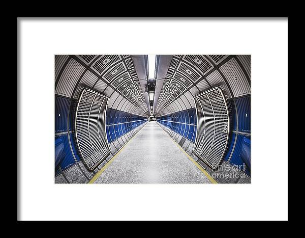 Kremsdorf Framed Print featuring the photograph Journey To The Center Of Your Mind by Evelina Kremsdorf