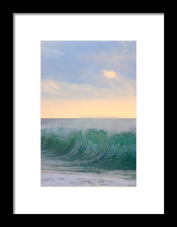 Heaven Framed Print featuring the photograph Just Like Heaven by Brad Scott