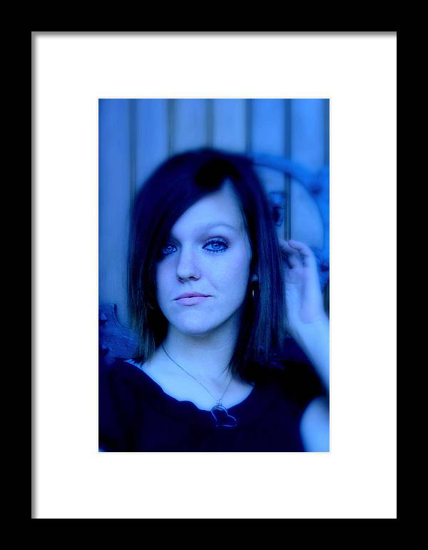 Framed Print featuring the photograph Just Little Ole Me by Shelle Allen-russell