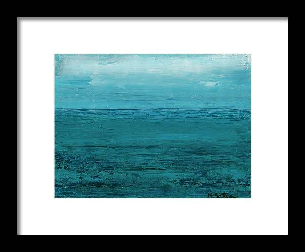Canvas Print Framed Print featuring the painting Keep Trying by K Batson Art