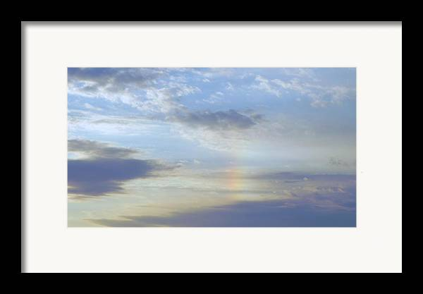Kentucky Framed Print featuring the photograph Kentucky Rainbow by John Parry