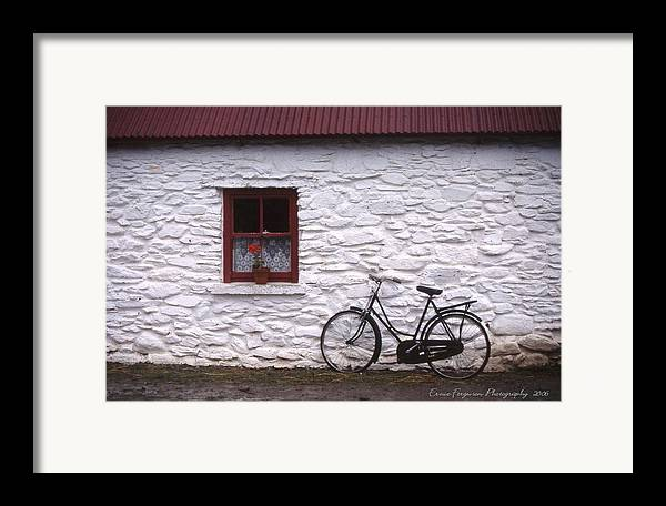 Landscape - Travel Framed Print featuring the photograph Kilarney Ireland by Ernie Ferguson