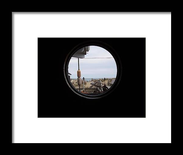 Kitty Hawk Framed Print featuring the photograph Kitty Hawk by Flavia Westerwelle