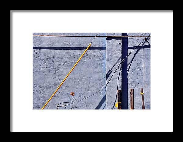 Skip Hunt Framed Print featuring the photograph Krishna Blue by Skip Hunt