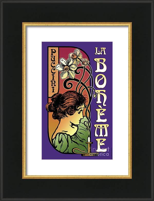 La Boheme by Joe Barsin