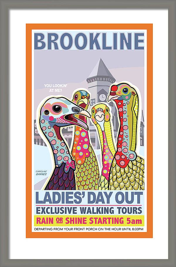Ladies' Day Out by Caroline Barnes