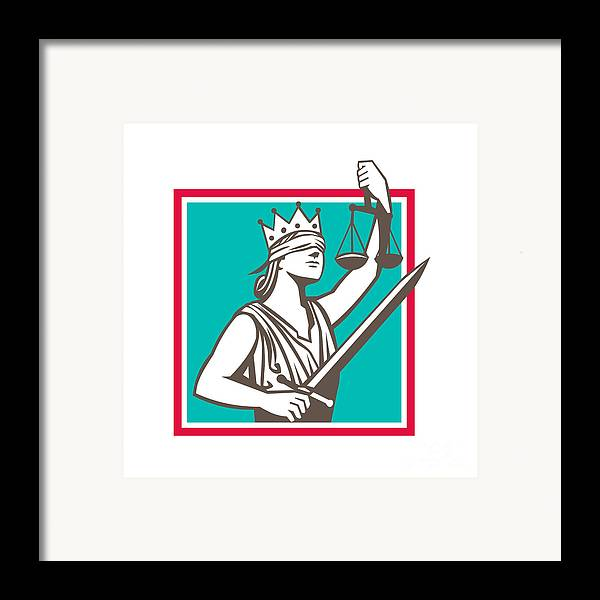 lady justice wall art - photo #26