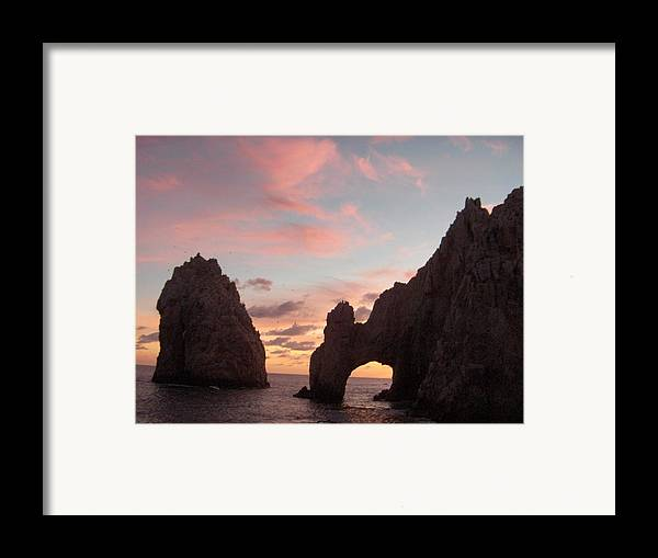 Lands End Framed Print featuring the photograph Lands End by Janet Hall