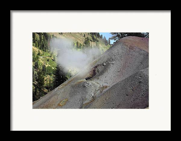 Lassen Volcanic Framed Print featuring the photograph Lassen Volcanic Wilderness by Christine Till