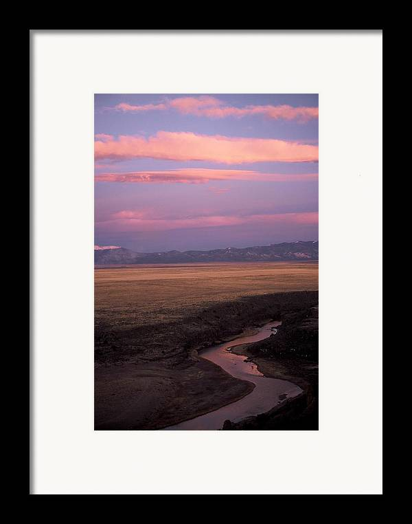 Clouds Framed Print featuring the photograph Last Light by Lynard Stroud