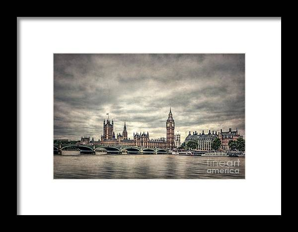 Kremsdorf Framed Print featuring the photograph Lay Back And Think Of England by Evelina Kremsdorf