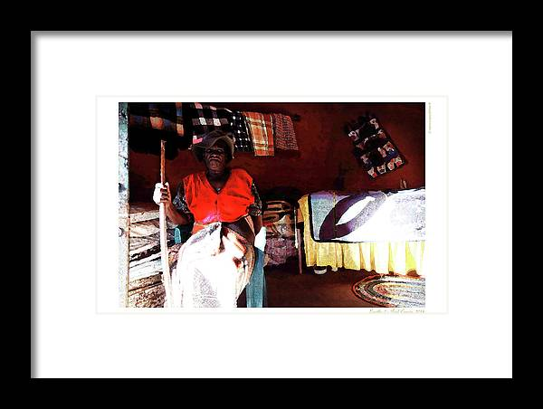 Lesotho Framed Print featuring the photograph Lesotho 2 by Polo Correia