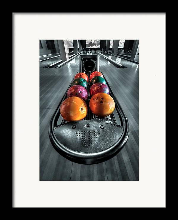 Bowl Framed Print featuring the photograph Let The Good Times Roll by Evelina Kremsdorf
